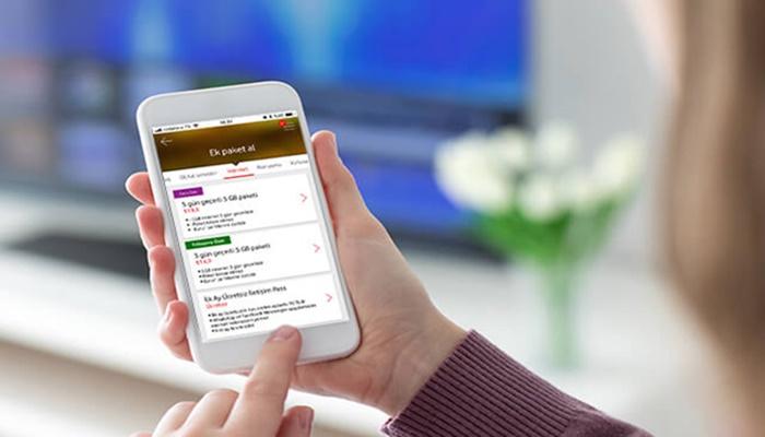 Vodafone'dan İnterneti Biten Müşterilerine 2 GB Destek ...