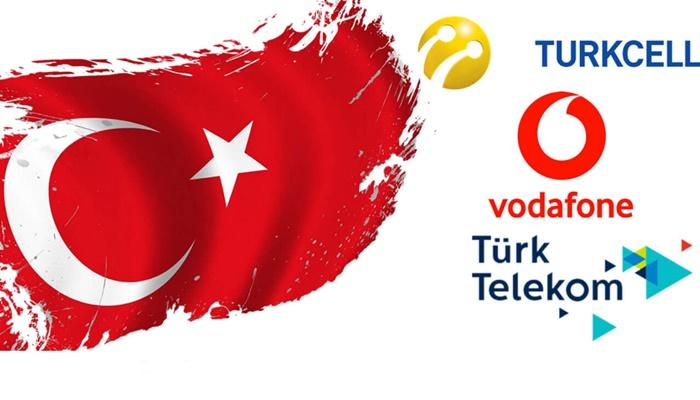 Turkcell Vodafone Türk Telekom 15 Temmuz 2021 Bedava İnternet