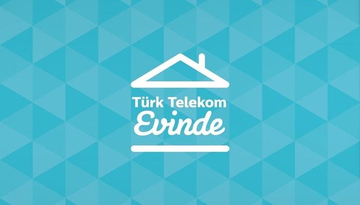 Türk Telekom Evde Fiberin Gücü Kampanyası